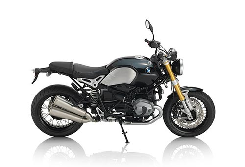BMW R nine T Motorbike and scooter rentals in Bologna (Italy)